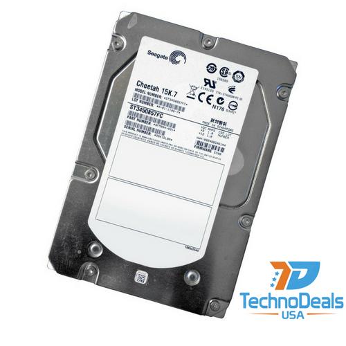 Seagate 450GB 15K RPM 4GB FC Hard Drive -  ST3450857FC