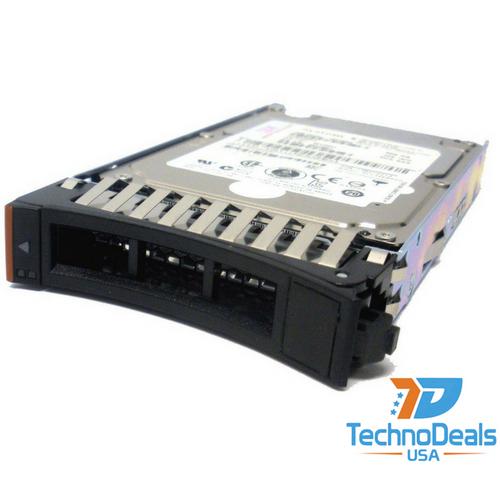 "IBM 49Y2004 600GB 10k RPM 2.5"" SAS-6Gb/s HDD 49Y2004"
