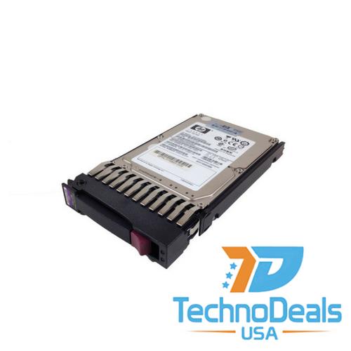 "hp 36gb sas 2.5"" hot plug power supply hard drive 375859 B21"