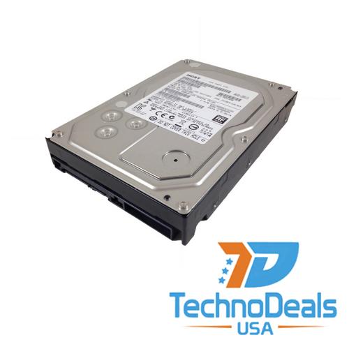 Hitachi 2TB 7200 RPM SATA 3.5'' HDD 0F12623