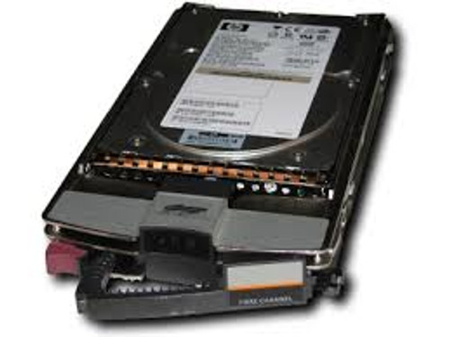 Compaq 146.8GB FIBER CHANNEL HARD DRIVE 10K 238594-005