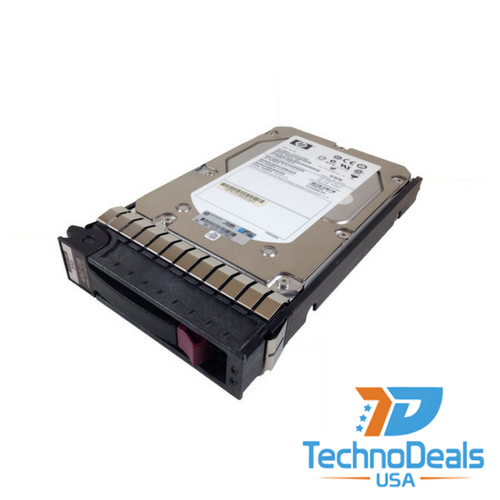 HP 1 TB 7200 RPM 3.5 128 MB SAS 6Gb/s Hot-Swap Internal HD 652753-B21
