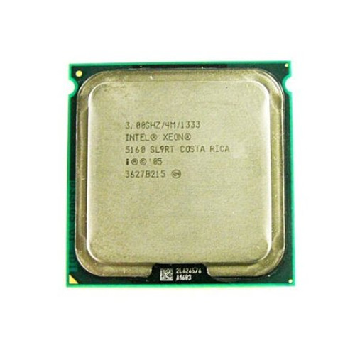 Intel Xeon 5160 3.0GHz Dual-Core Processor For ML350 G5 416891-B21