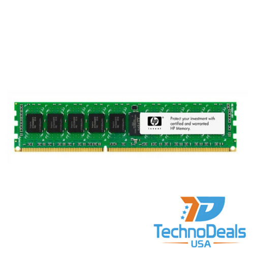 HP 8GB (2x4GB) PC2-5300 LP MEMORY KIT 487945-001
