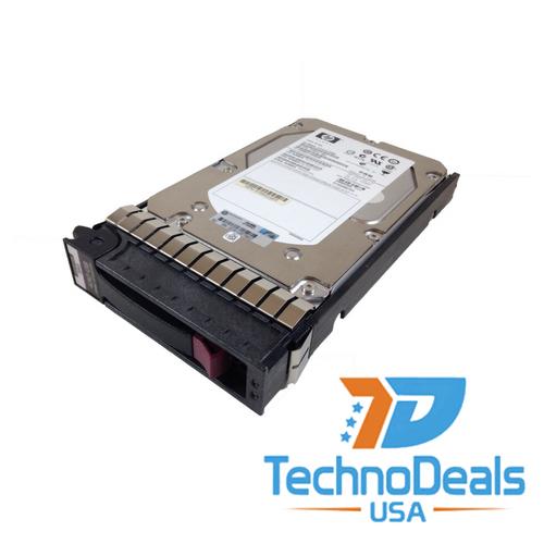 """hp 750 gb hot plug sata hard drive 1.5 gb/s 3.5"""" 7200 rpm 397377-006"""
