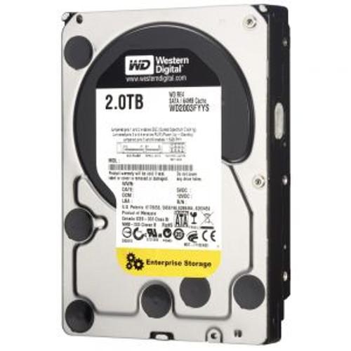 WESTERN DIGITAL 2TB 7200 RPM 64MB SATA HDD WD2003FYYS