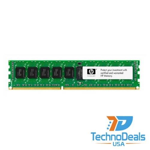 500658-B21-4GB 2Rx4 PC3-10600R-9 DDR3 MODULE 1x4GB