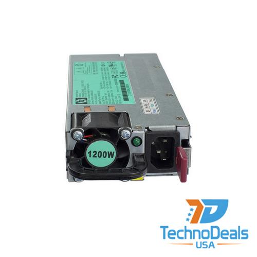 HP 1200W 12V HOTPLUG ACC POWER SUPPLY  498152-001