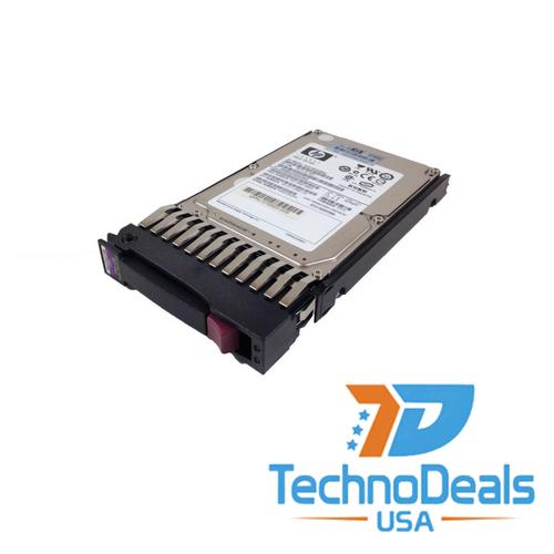hp 72gb 10k sas 2.5' hot plug hard drive  DG072A9BB7