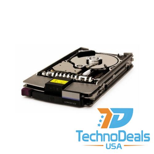HP 146GB 10K U320 PLUGGABLE HARD DRIVE 306637-003