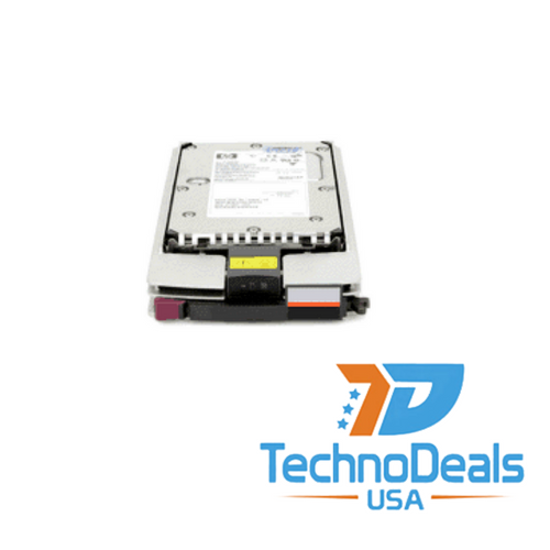 HP 72.8GB 10K U320 PLUGGABLE SCSI HARD DRIVE 365695-001