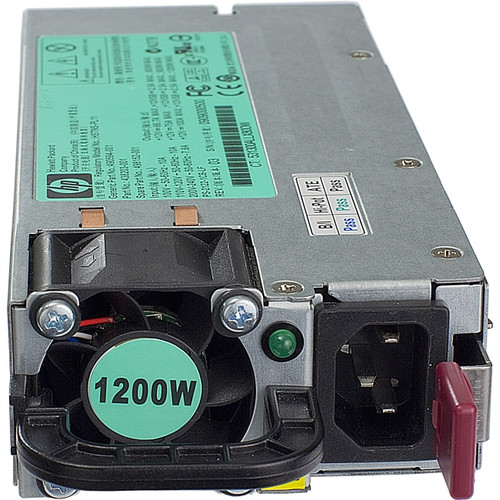 HP 1200W 12V HOTPLUG ACC POWER SUPPLY ML350 G6 490594-001