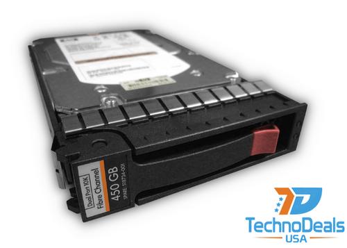HP AP731A 450GB 10K EVA FC Hard Drive