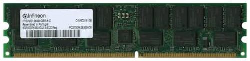 Compaq 1x1GB of Advanced ECC PC2700 DDR 333 SDRAM DIMM Memory Module (1x1GB module) 413151-051