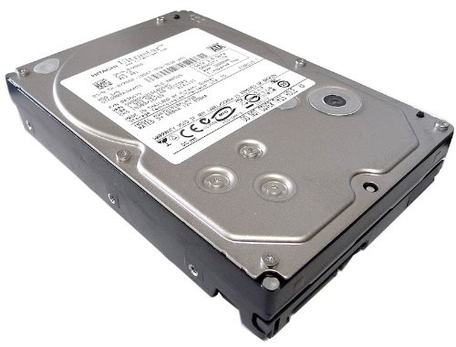 Hitachi Ultrastar 1TB 32MB Cache 7200 RPM SATA 3.0Gb/s (Enterprise Grade) 3.5 0A35772