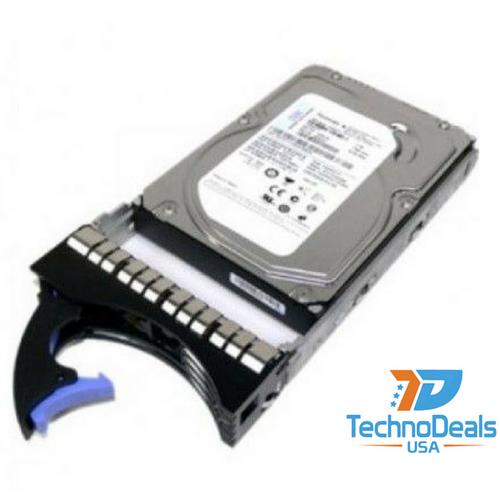 IBM 73GB 15K 3.5 SAS HDD 40K1043