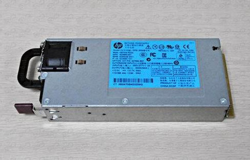 HP 500W COMMON SLOT POWER SUPPLY 637654-B21