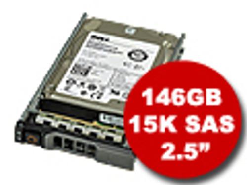 "DELL 146GB 15K 2.5"" 6GBPS SAS HDD HUC151414CSS600"