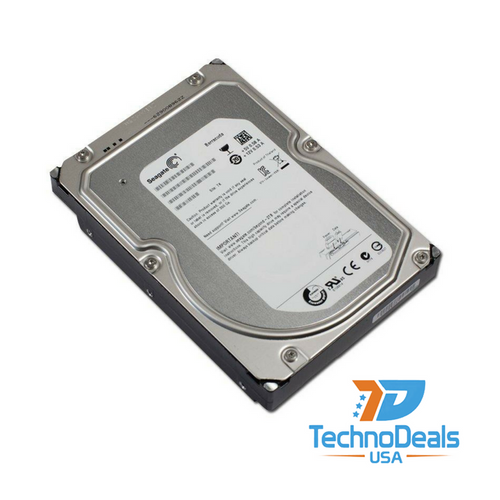"""Seagate 1TB 7200RPM 2.5"""" 64MB 6Gb/s SAS Hard Drive ST91000641SS"""