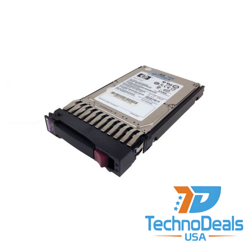 HP 450GB 15K SAS 3.5 DP HARD DRIVE 454232-B21