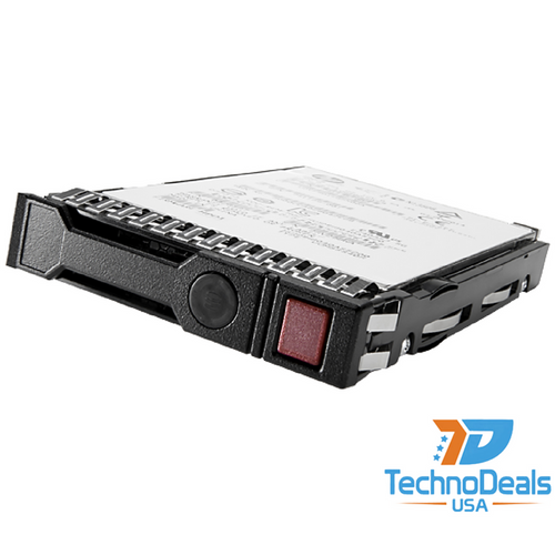 HP 507127-B21 300GB 10K 6G 2.5 SAS Dual-Port Hard Drive