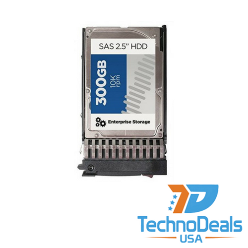 HP 300GB 2.5 10K 6G SAS SC HARD DRIVE 713825-B21