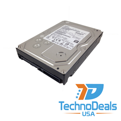 "Hitachi 3TB 7200RPM 6Gb SATA 3.5"" 64MB HARD DRIVE HUA723030ALA640"