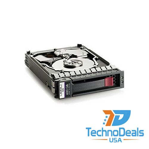 HP 600GB 15000 RPM 3.5 inch SAS-6Gb/s Hard Drive 516828-B21