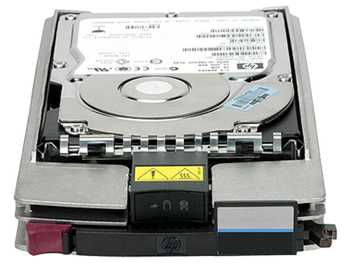 HP 300GB FC 15K HARD DRIVE HUS154530VLF400