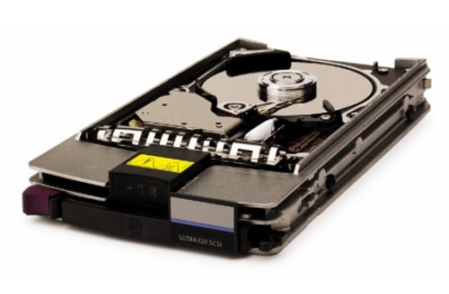 HP 72.8GB 10K U320 PLUGGABLE SCSI HARD DRIVE 271837-004
