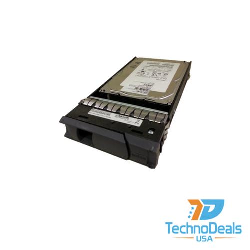"""NETAPP 600GB 15K 3.5"""" SAS HARD DRIVE/ W TRAY X412A-R5"""