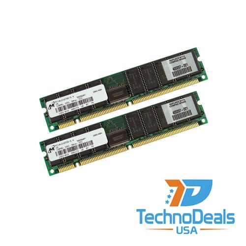 Compaq 256MB (2 X 128MB) MEMORY KIT FOR HSG80 380674-B21