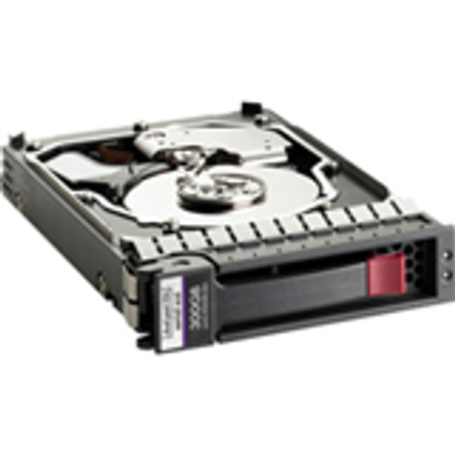 HP 300 GB 15000 RPM 3.5 inch SAS 3Gb/s Hot-Swap Internal Hard Drive EF0300FARMU