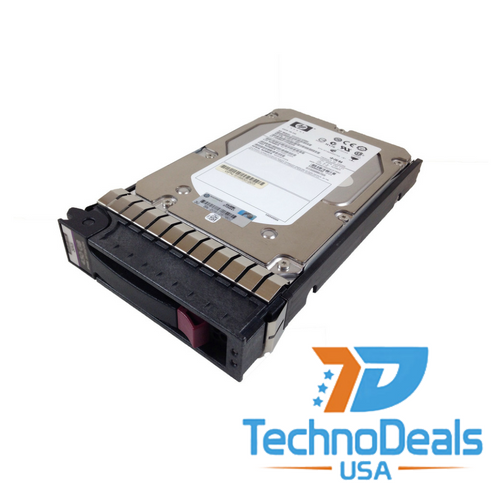 HP 300 GB 15000 RPM 3.5 inch SAS 3Gb/s Hot-Swap Hard Drive EF0300FARMU