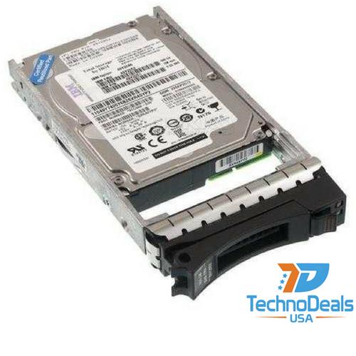 IBM 600GB 10K RPM 6GB 2.5INCH SAS HARD DRIVE 49Y2048