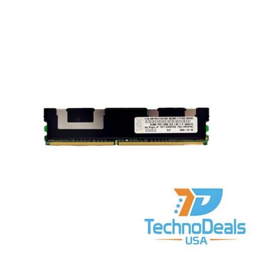 IBM 1GB (2 X 512MB) PC2-5300 KIT 39M5782