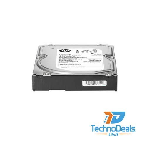 HP 3TB 7200 RPM 3.5 inch SAS-6GB/s Hard Drive 625031-B21