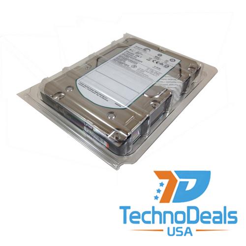 "Seagate 4TB 7.2K 3.5"" 6G SAS Hard Drive/w  tray ST4000NM0023"