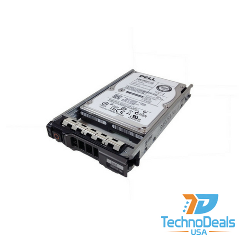 DELL 600GB 6G 10K SFF SAS HARD DRIVE/ DRIVE ONLY 5TFDD