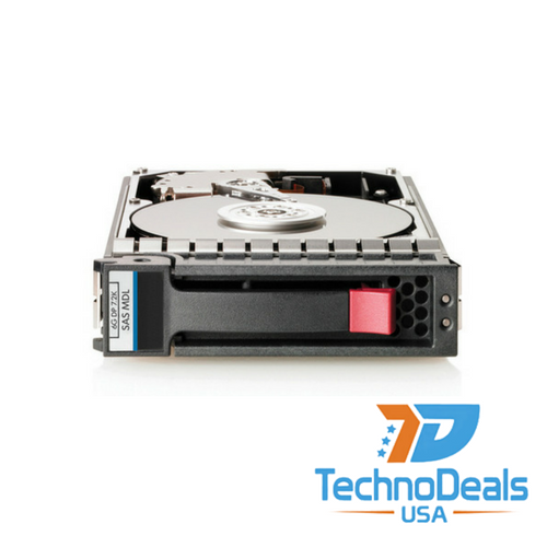 HP 1TB 7200 RPM 3.5 inch SAS-6Gb/s Hard Drive AP861A