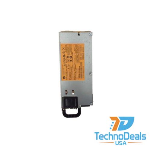 HP 750W PLATINUM POWER SUPPLY GE 666375-101
