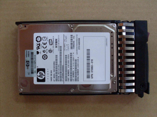 "HP 146GB 3G SAS 15K 3.5"" DP NHP HDD 418021-001"