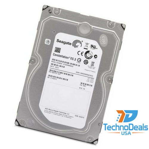 "SEAGATE 2TB 7200RPM 6GB SAS 3.5"" HARD DRIVE ST2000NM0023"