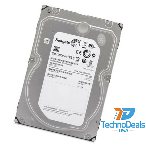 "SEAGATE 2TB 7200RPM 6GB SAS 3.5"" HARD DRIVE ST2000NM0023"