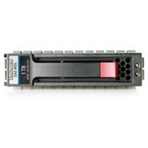 "HP 1TB 7.2k RPM 3.5"" SAS-3Gb/s HDD MB1000BAWJP"