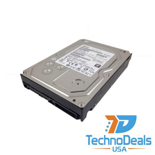 "Hitachi 3TB 3.5"" SATA 7200RPM HARD DRIVE HUS724030ALE641"