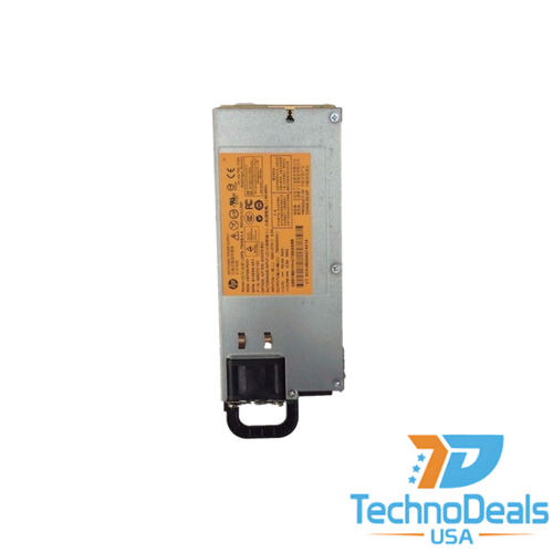 hp power platinum supply generation 8  674275-B21