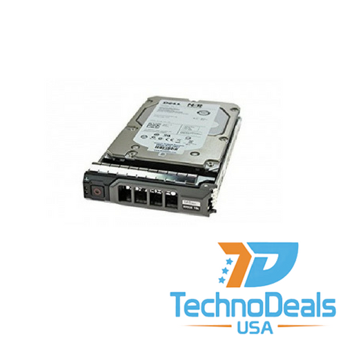 "DELL 73GB 15K 6G 2.5"" SAS HARD DRIVE W345K"