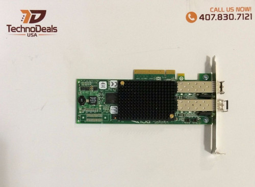 HP 82E 8GB PCI-e Dual Port FC HBA  AJ763A