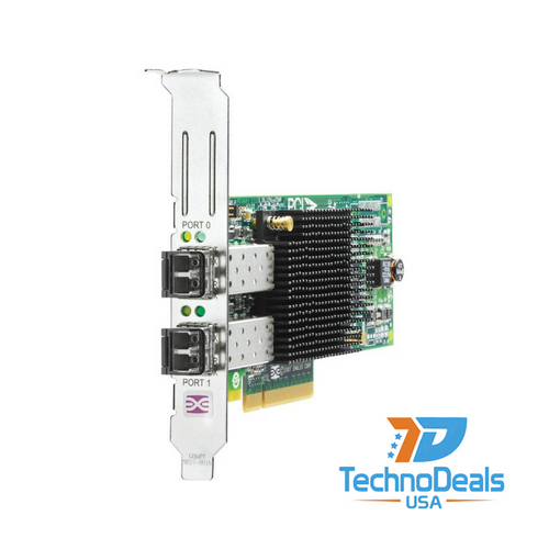 HP 82E 8GB PCIe DUAL PORT HBA AJ763A